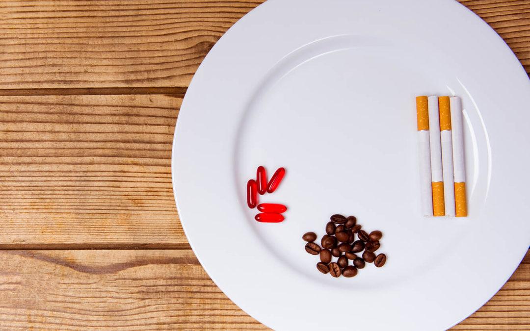 Word je slanker van roken?