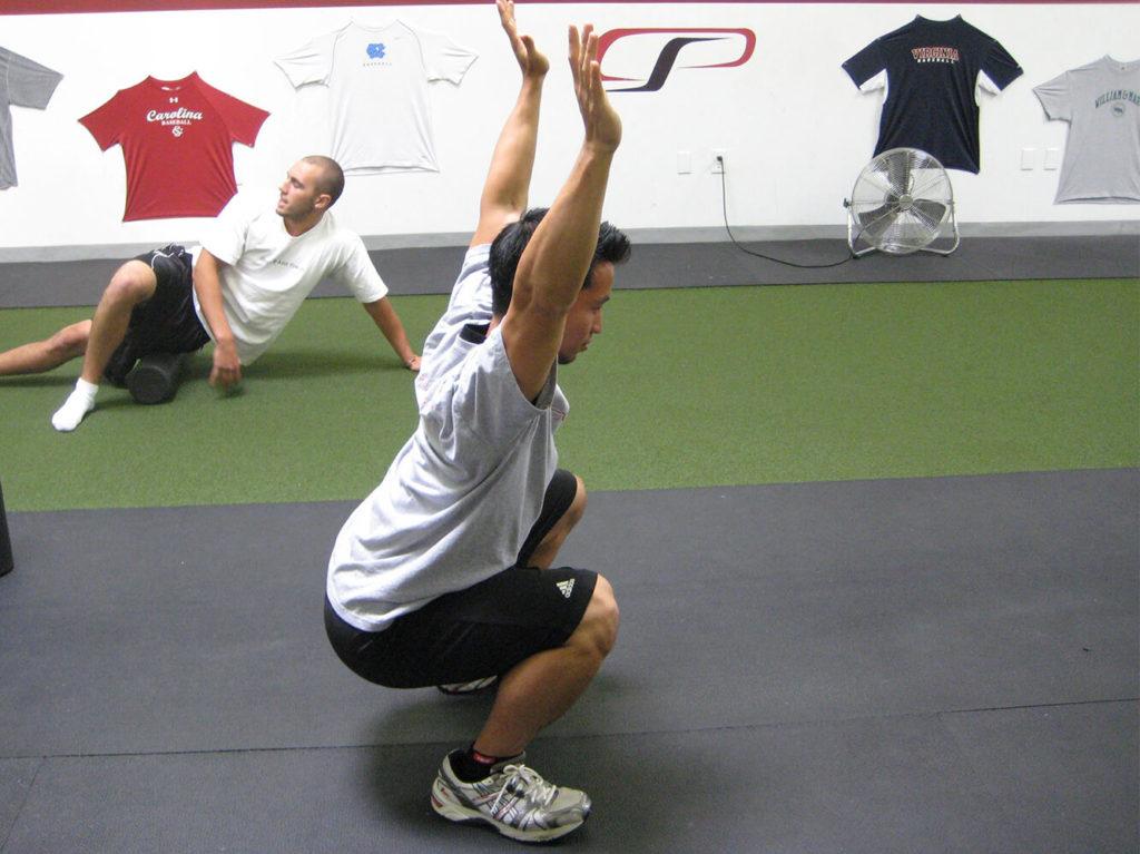 Hoe nuttig is een overhead squat als screen?