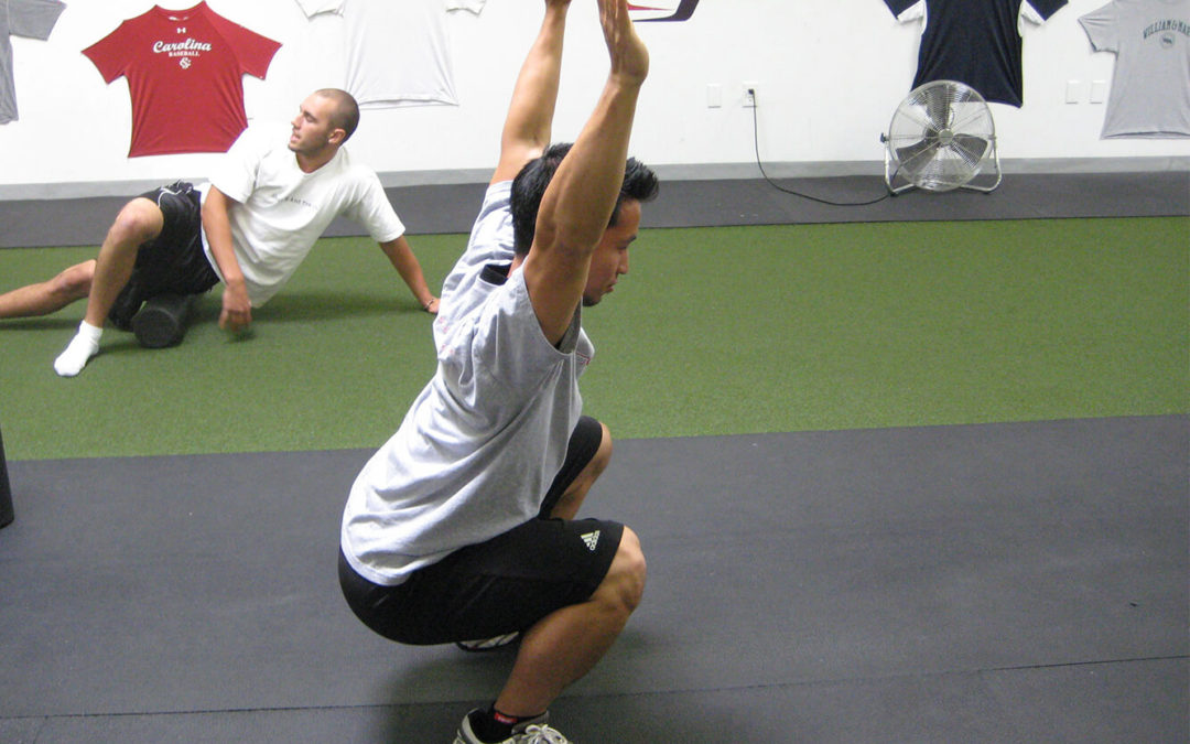 Hoe nuttig is de overhead squat als screen?