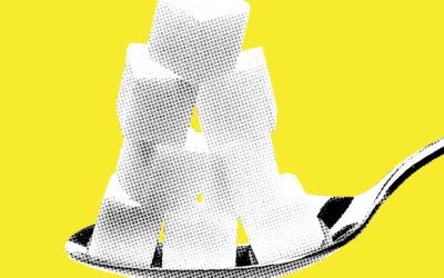 Is suiker net zo verslavend als cocaïne?